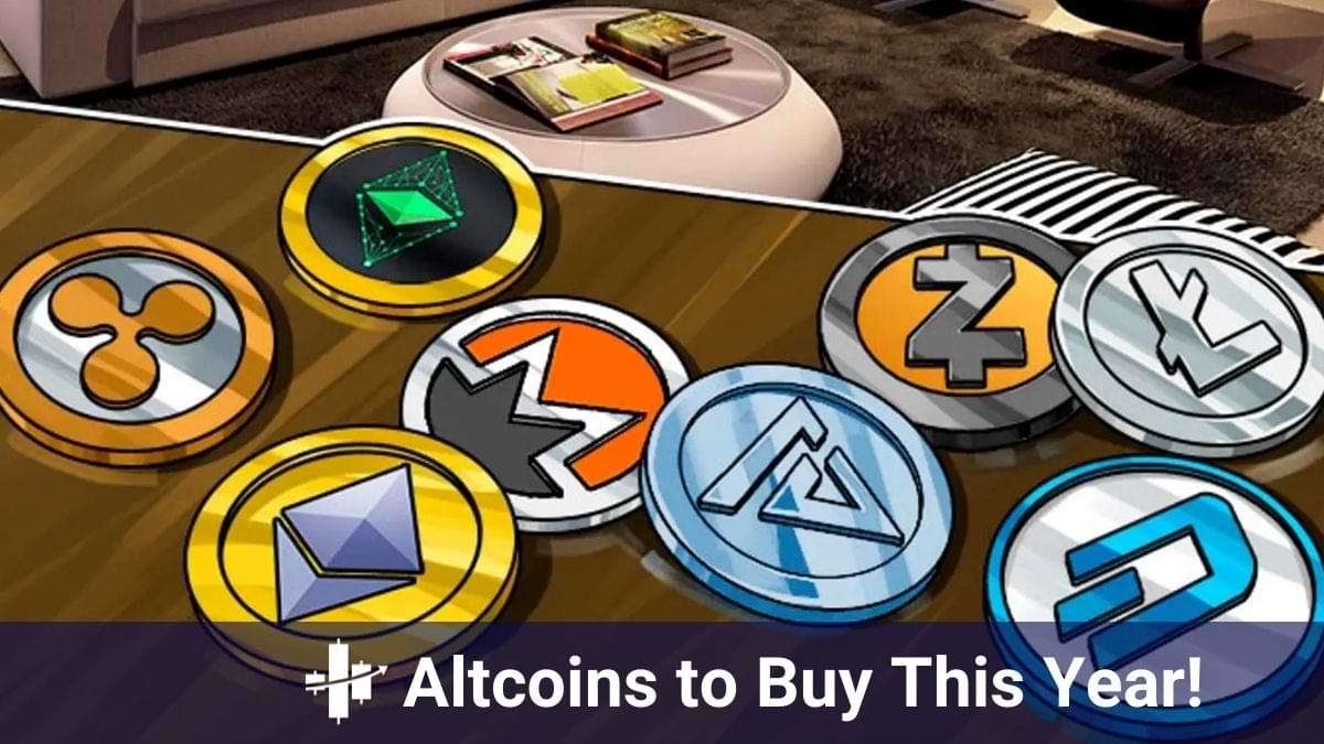 List of altcoins to Buy this year