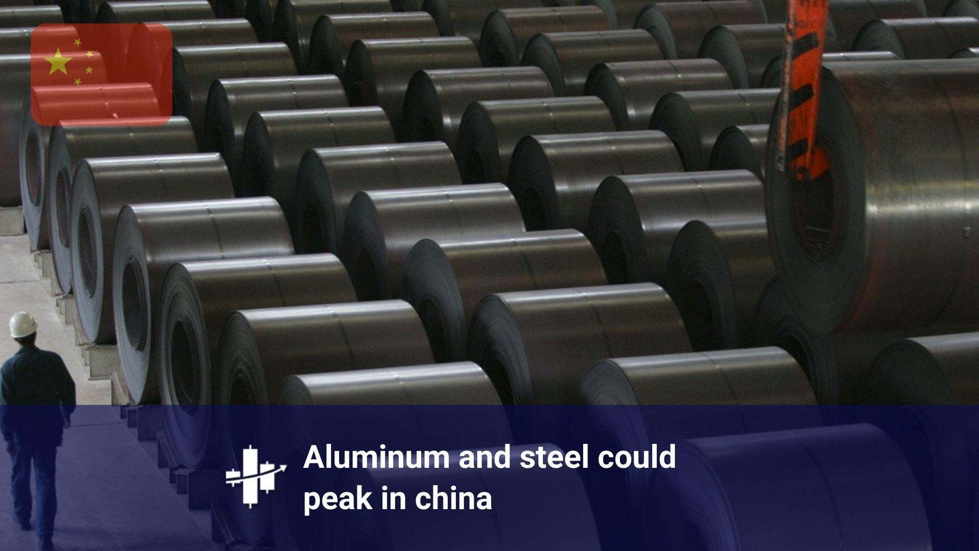 Aluminium And Steel