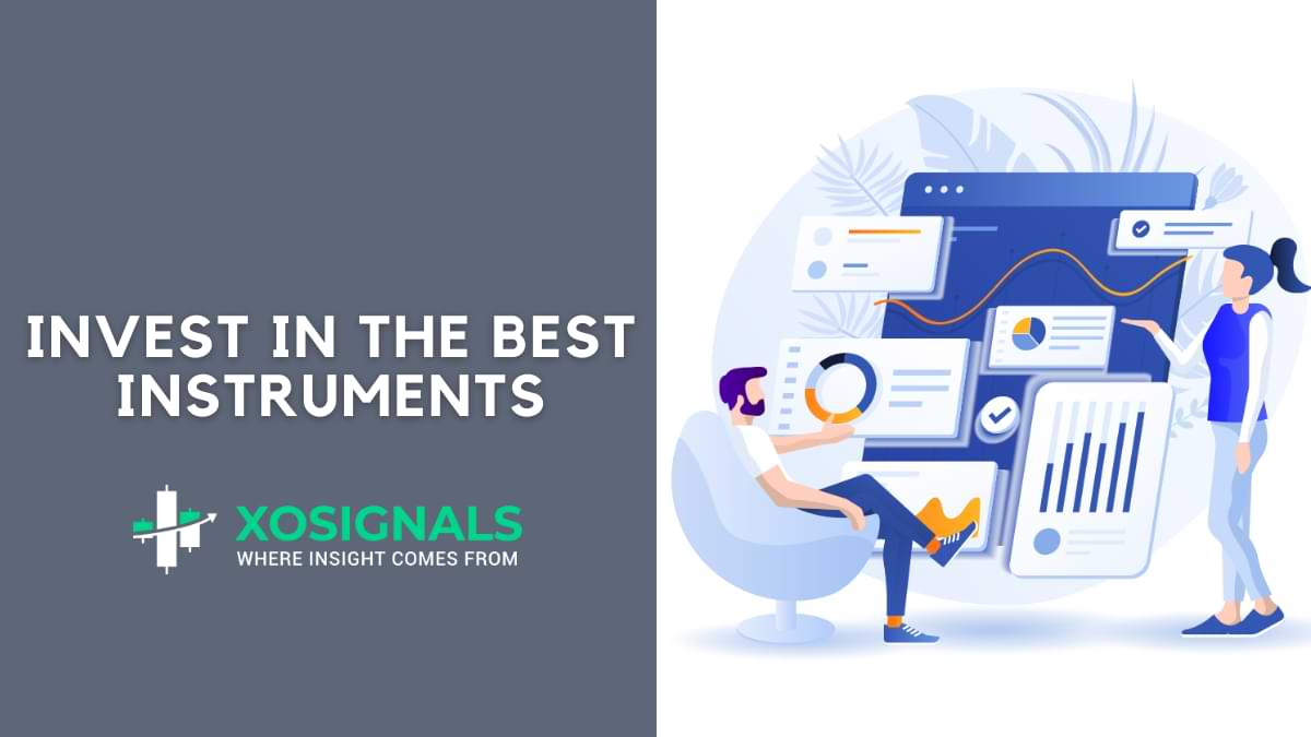 instruments to invest