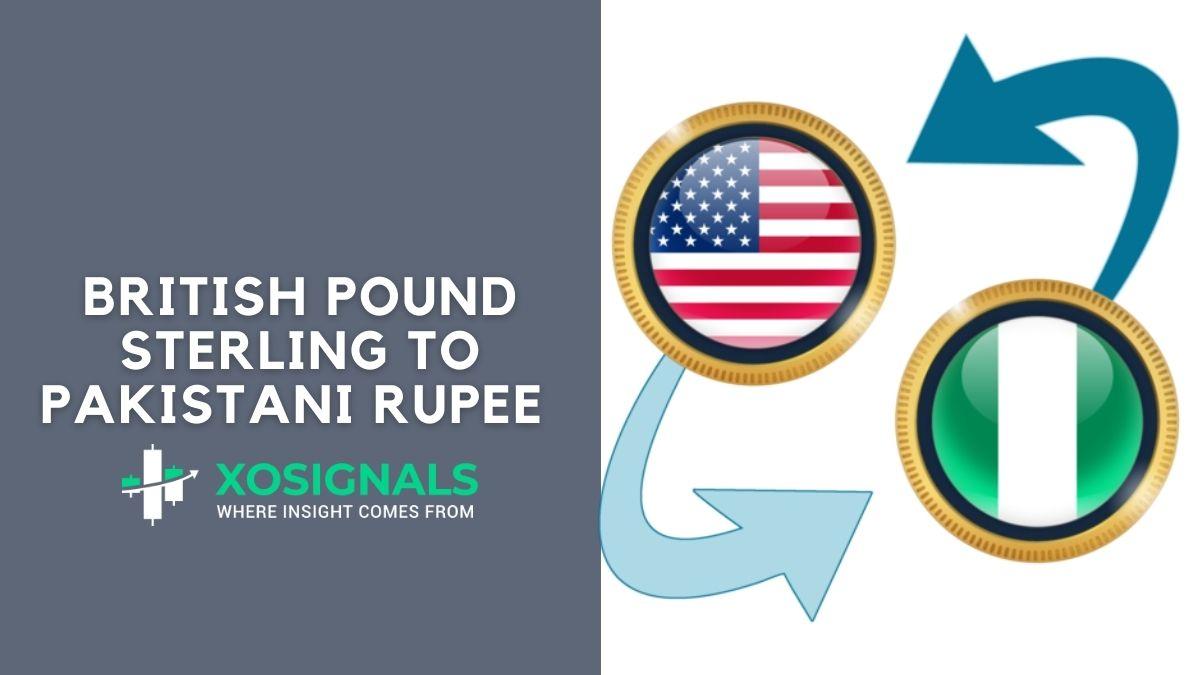 Pound Sterling to Pakistani Rupee