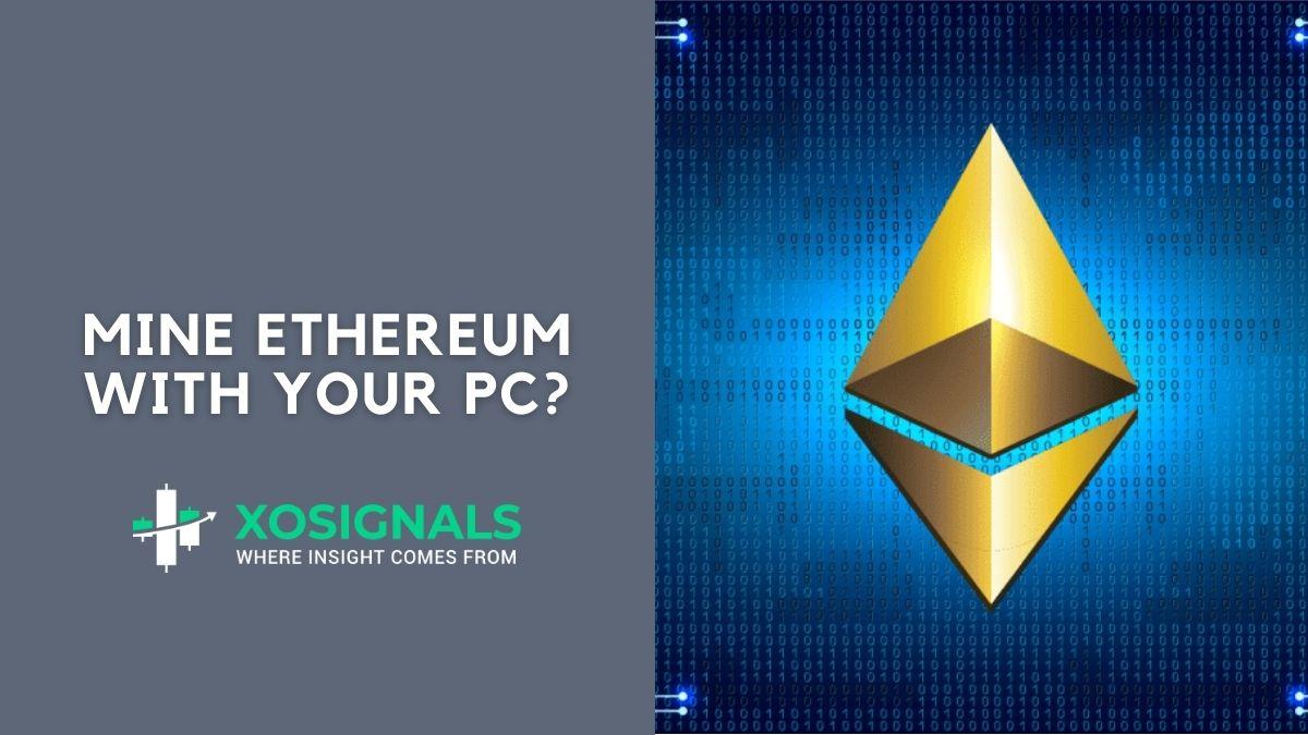 mine Ethereum