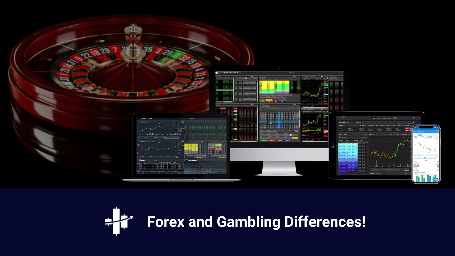 forex investment and gambling