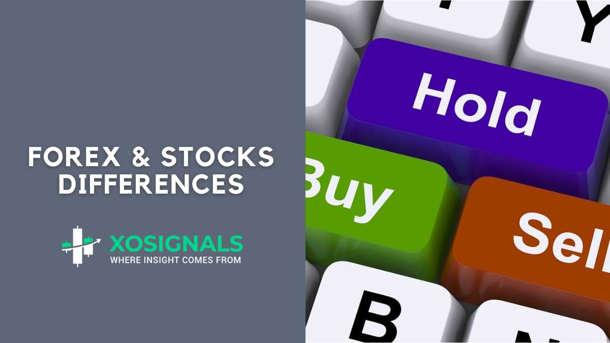 forex market and stock market