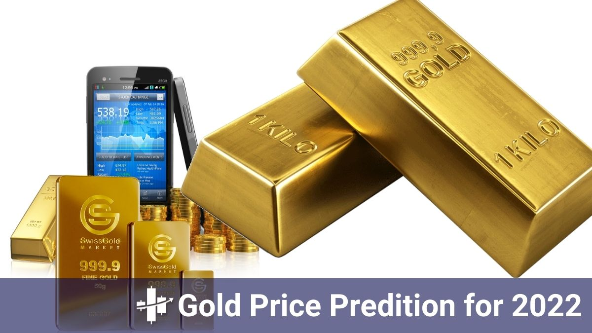 2022 proyections about Gold Price