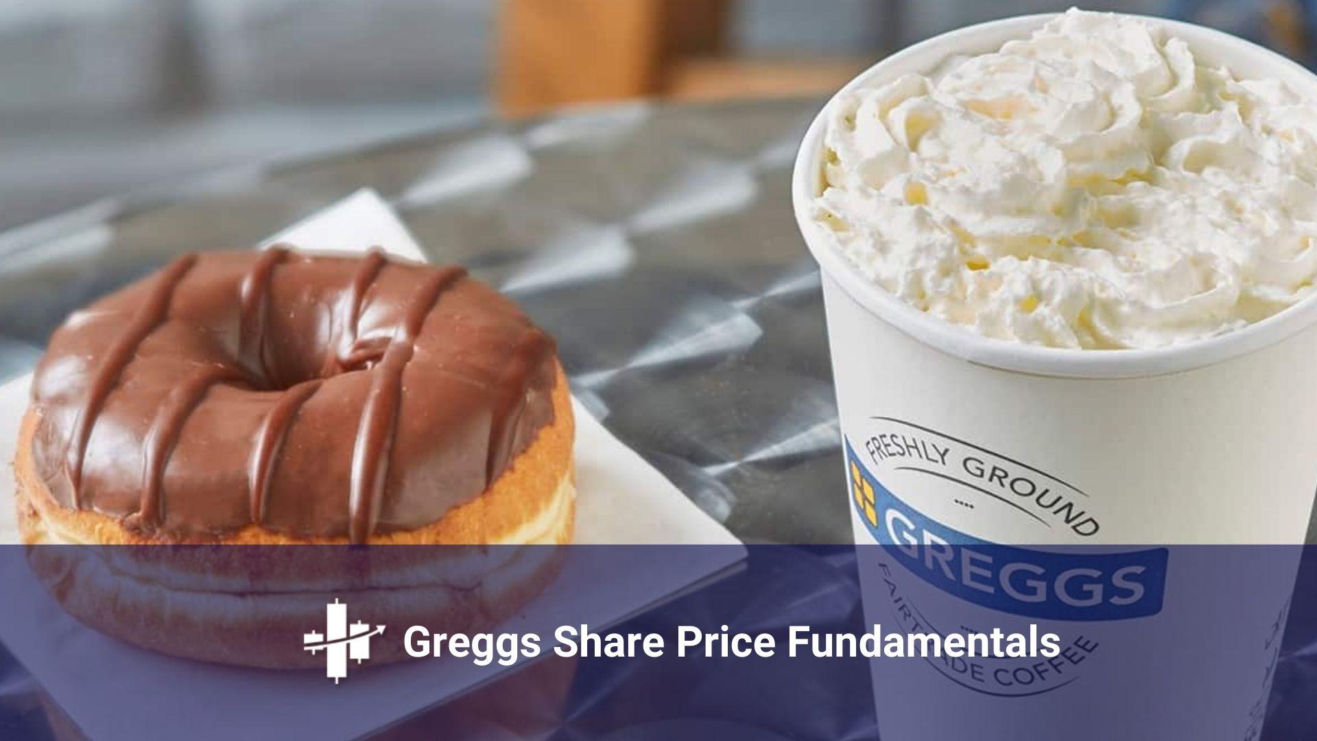 Greggs Share Price Fundamentals