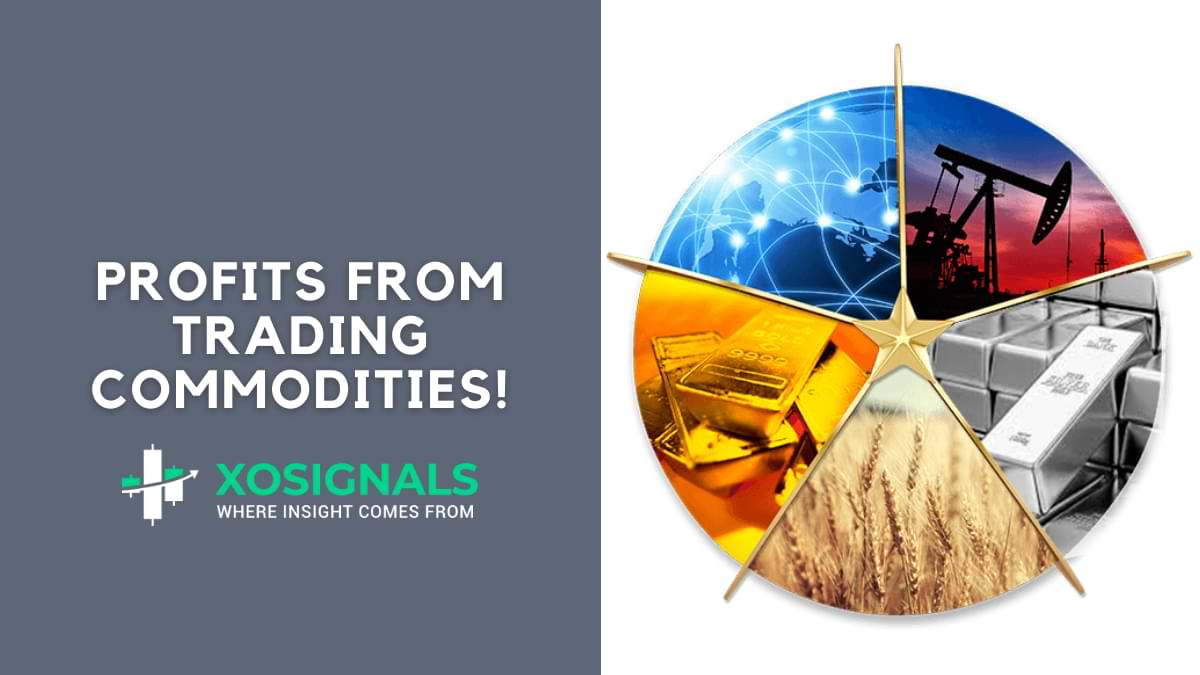 Profits Trading In Commodities
