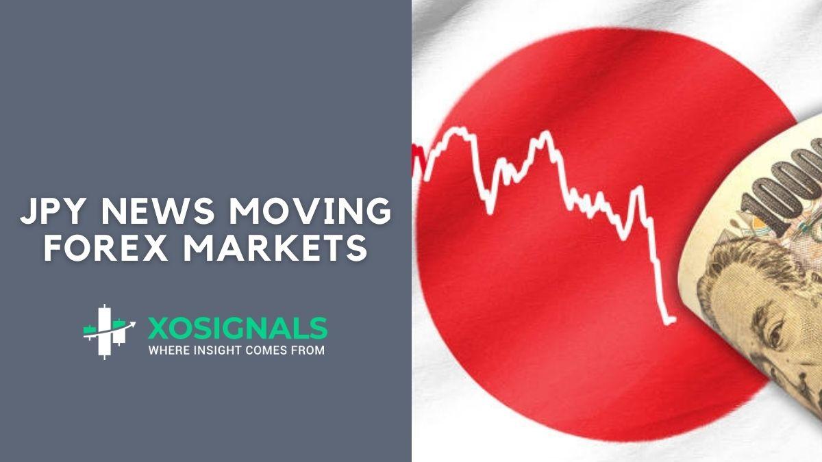 JPY Forex Market