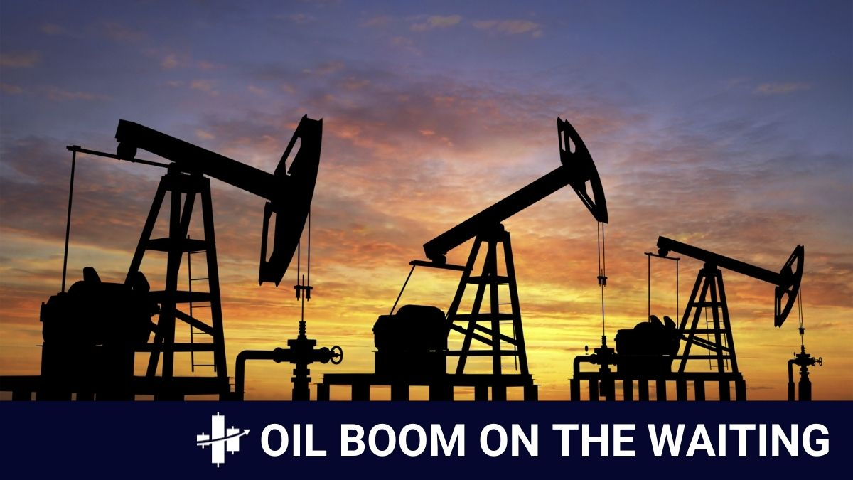 The oil market will boom soon... they said!