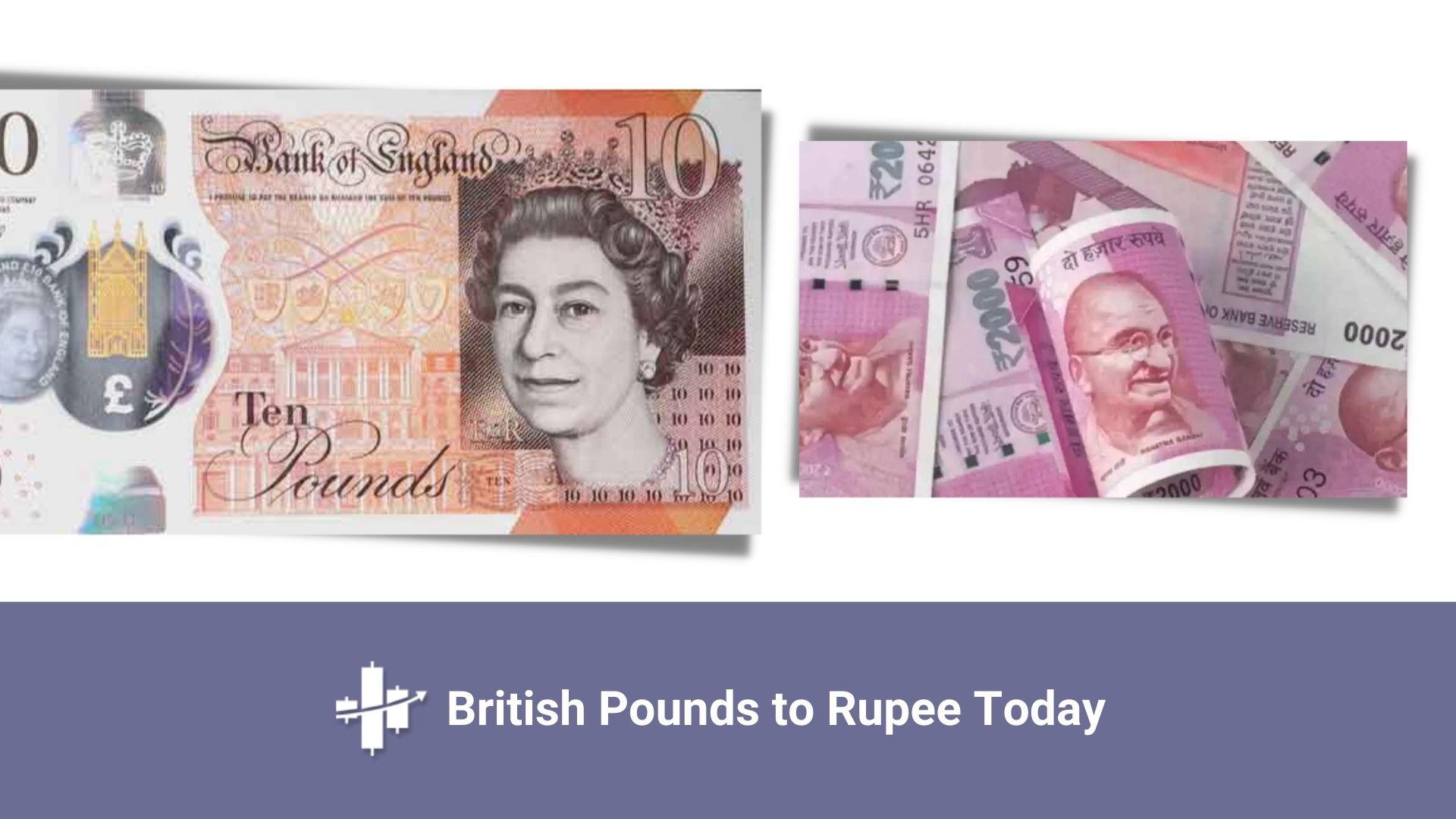Pound To Rupee