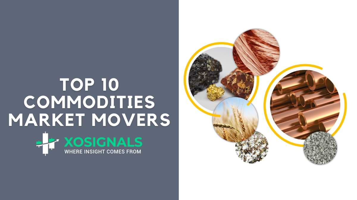 commodities market movers