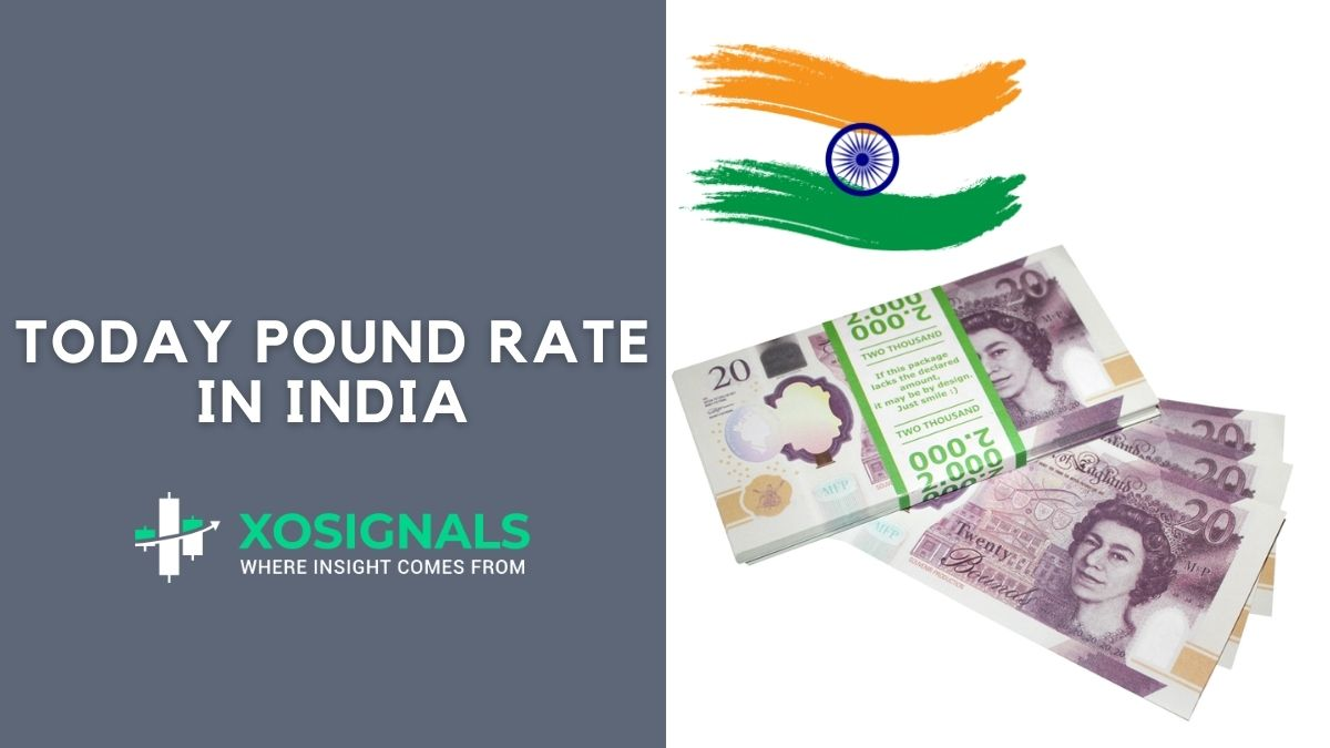 Pound Rate In India
