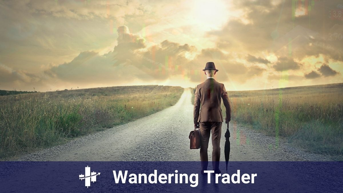 Wandering Trader - Learning how to do day trading
